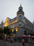 Улица Харбина.