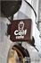 Вывеска кофейни. По Прибалтике это один из популярных брендов.