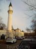 Мечеть в караван-сарае