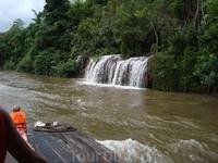 Спуск по реке Квай