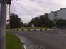 Дорожная развязка - недалеко от железнодорожной станции
