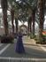 После купания в Иордане можно пройтись под чудесной аркой из пальм, поймать солнечные лучи и открыть им навстречу свои ладошки.