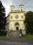 Римско-католический костел Вознесения девы Марии