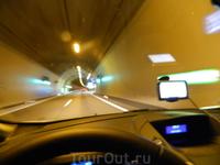 Двигаюсь в сторону Зальцбурга. За время поездки преодолел более 50-ти тоннелей.