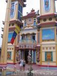 Храм вид общий