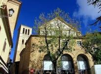 Церковь относится к 12 веку, она была построена на месте мечети. В начале 14 века она была полностью перестроена по заказу графа Оргаса – Дона Гонсало Руиса. Граф скончался в 1312 году, оставив необхо