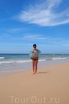 Все тот же пляж)