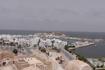 Виды города Монастир с высшей точки Рибата - смотровой башни.