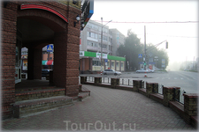 угол ЦУМа на ул.Кирова