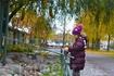 А вот и банановое дерево!Прямо в Швеции!Кто бы мог подумать!