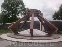 Памятник «жертвам геноцида 1918 года»