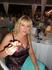 В Новогоднюю ночь соседи по столику подарили кусок черного хлеба с салом, привезенного с собой)))