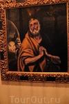 Здесь и далее полотна Эль Греко в Кафедральном Соборе Толедо.