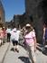 На улочке в раскопках Помпеи