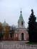На Ратушной площади также находится Православная церковь св. Петра и Павла. Архитектура этого святилища следует традициям Византии.