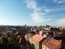 Панорама Загреба. Вид от башни Лотршчак