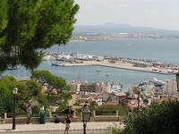 Панорама  на порт с Бельвер
