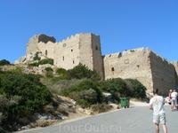 Замок Критинья