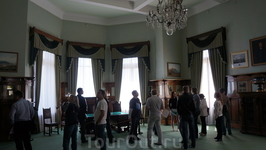 Ливадийский дворец_кабинет Николая II by D.