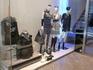 Равенна-витрины модных магазинов.