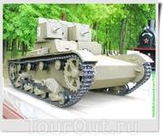 Лёгкий танк Т-26 двухбашенный (СССР).
