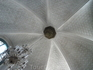В музее мозаики Бардо в Тунисе - такой резьбой украшен свод купола.