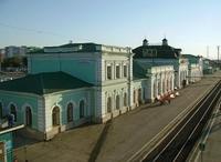 Железнодорожный вокзал Сызрань — 1