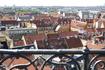 Вид на Копенгаген сверху.