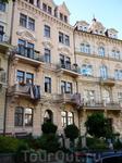 Отели Карловых Вар