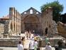 Церковь Св. Софии – древнейшая церковь в Несебре лежит в руинах. Когда-то это была базилика, построенная около VI века на месте агоры античного города ...