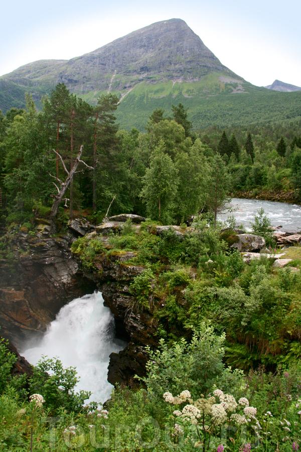 Ущелья Норвегии.