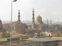 Каир город контрастов