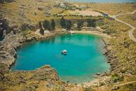 Бухта Св. Павла соединяется с открытым морем только узким проходом Вода настолько прозрачная, что если заплыть на середину бухты - то видно дно... Бухта ...
