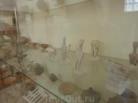 Археологический музей. О. Парос.