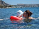 Солнечный Родос - первый отпуск с ребенком