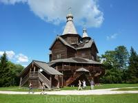 Витосла́влицы — Новгородский музей народного деревянного зодчества