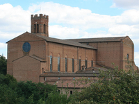 Сиенская базилика Сан Доменико