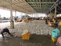 Рыбный рынок Чагальчхи