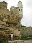 крепость Ени-Кале на побережье Керченского пролива