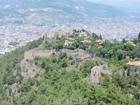 Крепость Алания.