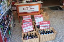 Местные вина и портвейн