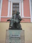 Феодосия - это родина И.К. Айвазовского, здесь же находится Национальная галерея имени великого художника