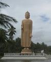 Фотография Стоящий Будда в Канди