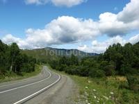 Алтайская дорога