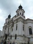 Барочный собор св.Николая