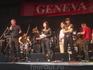 восхитительная ведущая шоу фестиваля Карина Кюппас, по совместительству управляющий санатория Нарва-Йыэсуу:)