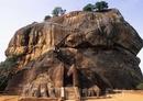 Крепость Сигирия на Шри-Ланке