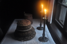 Рождественский хлеб, музей ремесел