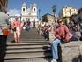 На Испанской лестнице
