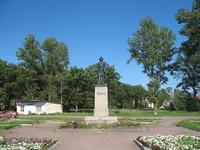 Шлиссельбургский Памятник Петру I
